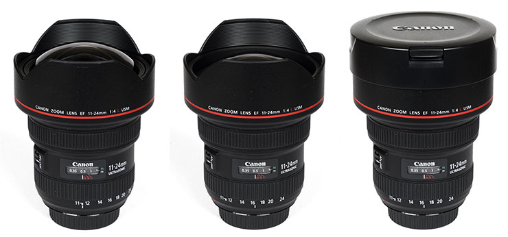 canon lenses with manual aperture ring