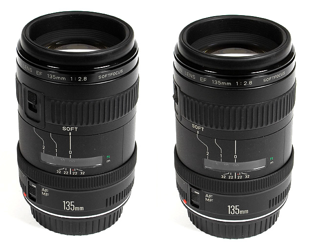 Canon EF 135mm f/2 8 SF - Review / Lab Test Report
