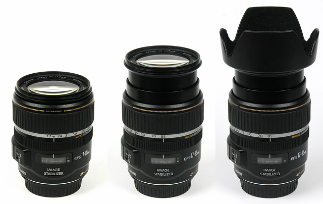 Canon EF-S 17-85mm f/4-5 6 USM IS - Retest @ 15MP / Review