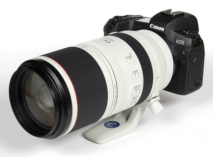 Canon Rf 100 500mm F 4 5 7 1 Usm L Is Review Test Report