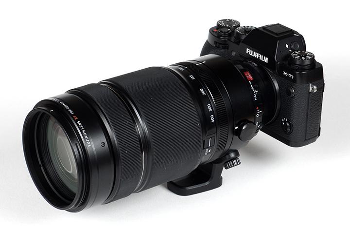 Kết quả hình ảnh cho Fujifilm XF 100-400mm f/4.5-5.6 R LM OIS WR :