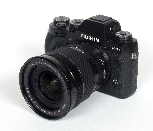 FUJINON XF10-24mmF4 R OIS Lens Linux
