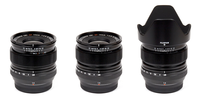 Fujinon XF 14mm f/2 8 R (Fujifilm) - Review / Test Report