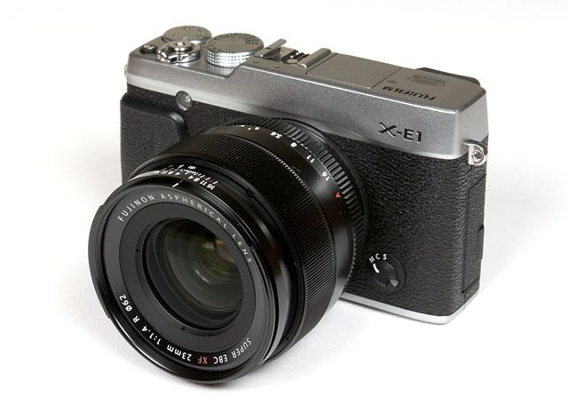 Fujinon XF 23mm f/1.4 R (Fujifilm)