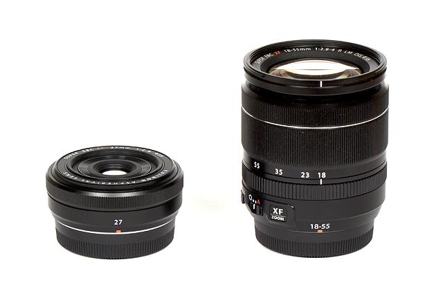 Fujinon XF 27mm f/2 8 (Fujifilm) - Review / Test Report