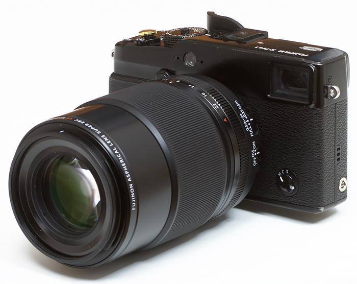 Fujinon XF 80mm f/2.8 R LM OIS WR Macro (Fujifilm) - Review / Test Report