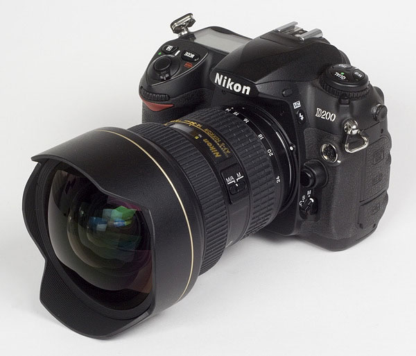 Nikkor AF-S 14-24mm f/2.8G ED (FX) - Review / Test Report