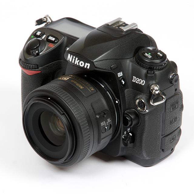 Nikkor AF-S DX 35mm f/1.8 G - Review / Test Report