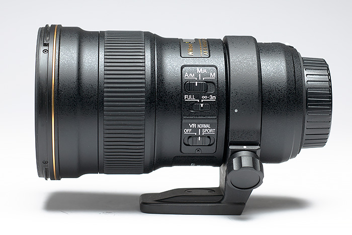 Nikkor AF-S 300mm f/4E PF VR (FX) - Review / Test Report