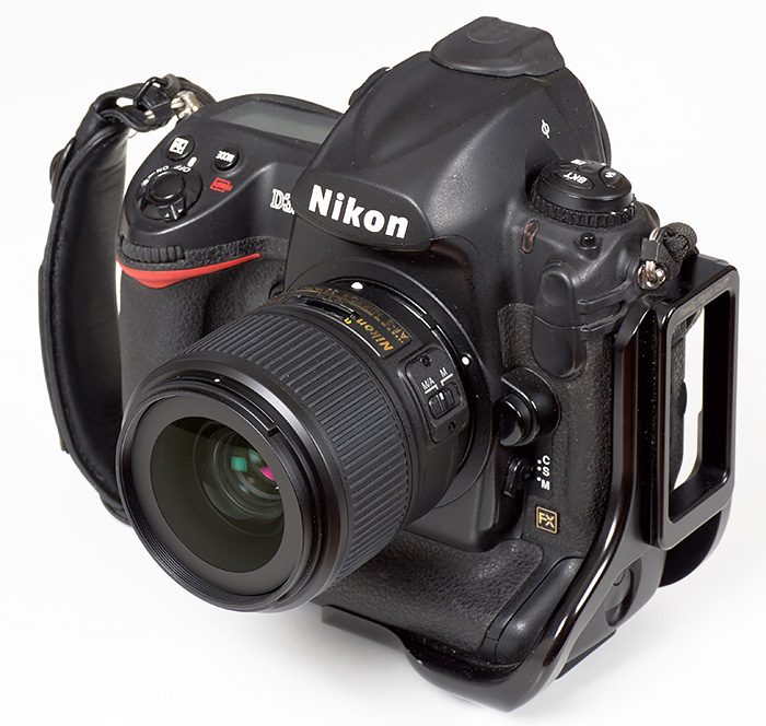 Nikkor AF-S 35mm f/1.8 G (FX) - Review / Test Report