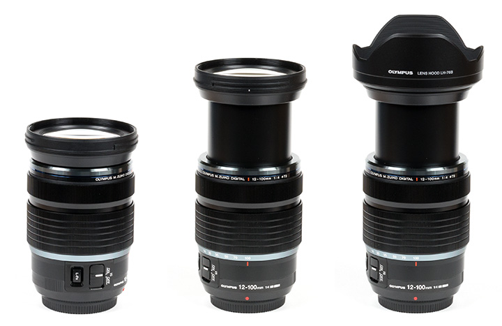 Olympus M Zuiko 12 100mm F 4 Is Pro Review Test Report