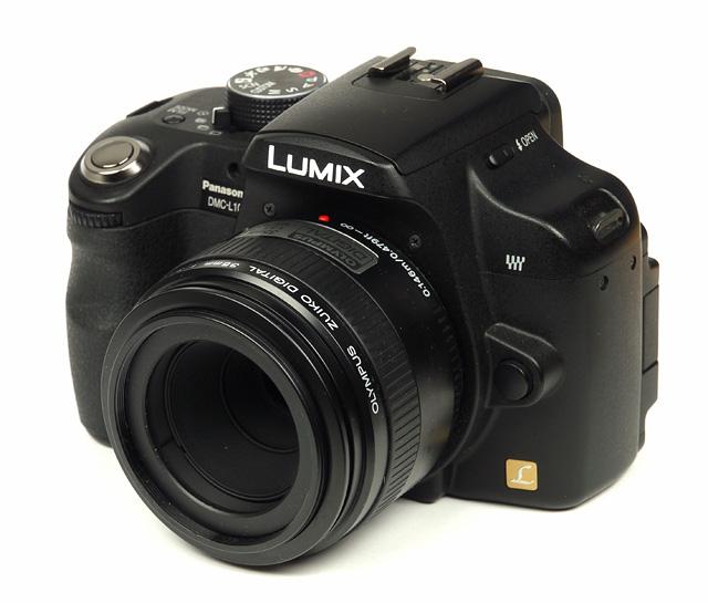 Olympus Digital Zuiko 35mm f/3 5 macro - Review / Lens Test
