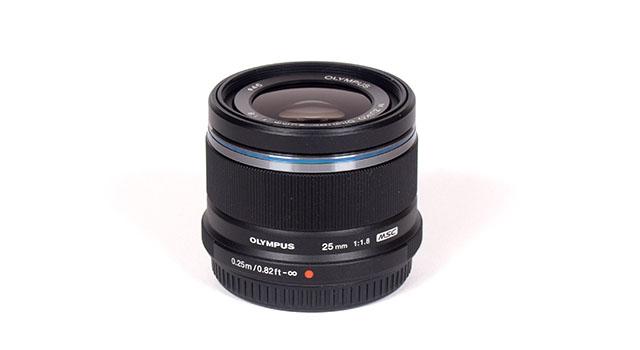 Olympus M Zuiko 25mm f/1 8 - Review / Test Report