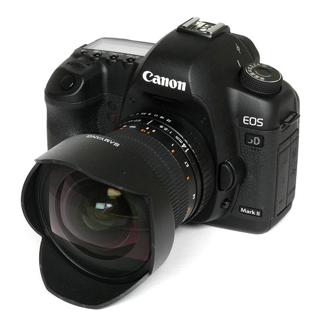 Samyang 14mm f/2 8 IF ED UMC Aspherical - Full Format Review
