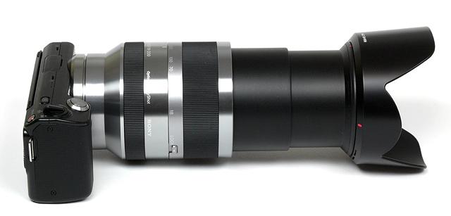 objektiver til sony 6300