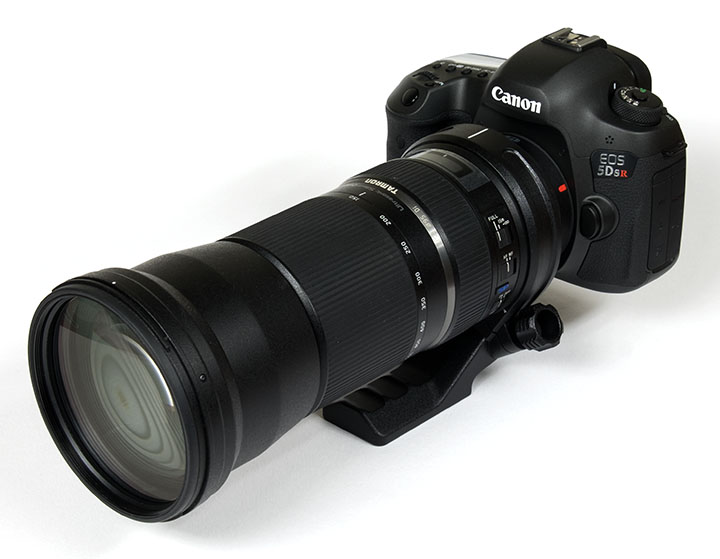 Tamron SP 150-600mm f/5-6 3 Di VC USD (Canon EOS) - Review / Test