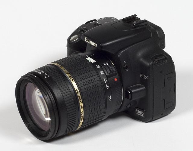 Tamron AF 18-200mm f/3.5-6.3 Di II LD Aspherical (IF) XR macro ...