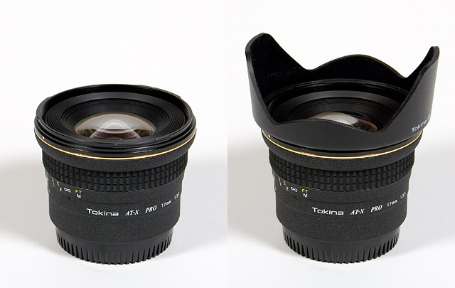 Tokina AF 17mm f/3.5 AT-X Pro - Review / Lab Test Report