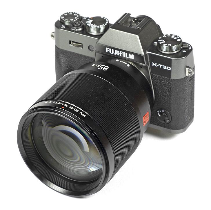 Viltrox PFU RBMH 85mm f/1.8 STM (Fujifilm X) - Lab Test / Review