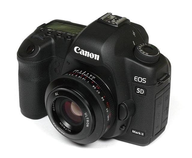 Voigtlander Ultron 40mm f/2 SL II (Canon EF) - Review / Lab Test Report