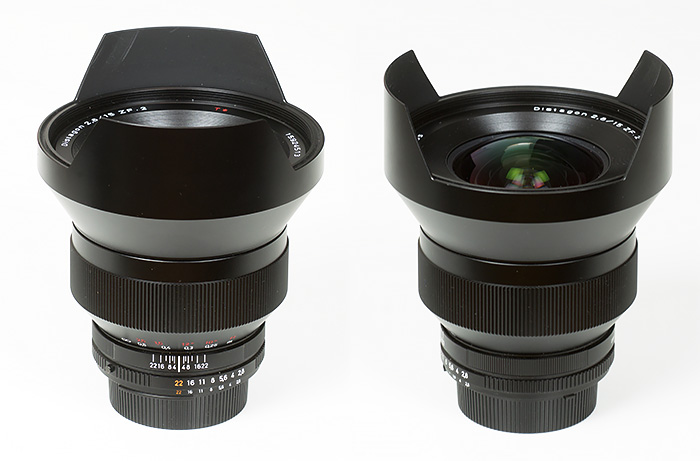 Zeiss Distagon T* 15mm f/2 8 ZF 2 (FX) - Review / Test Report