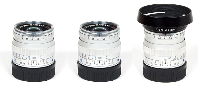 Zeiss Biogon T* 35mm f/2 ZM on Sony NEX - Review / Lab Test Report